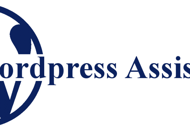 Logo WordPress Assistsnace v2
